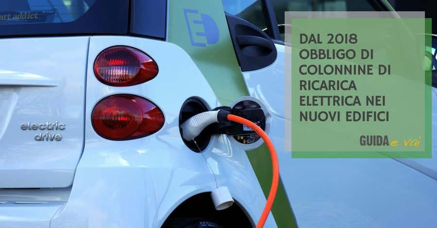 Auto elettriche: case con colonnine di ricarica e rete europea di rifornimento in autostrada