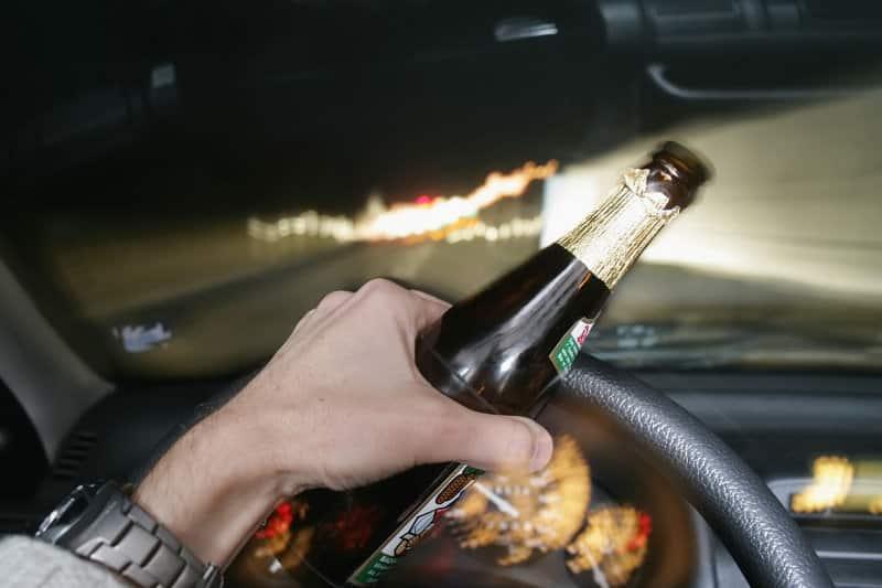 Chiave anti ubriachi... salvi per un soffio