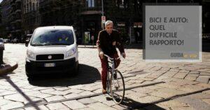 Ciclisti e automobilisti: quali regole sulla strada?