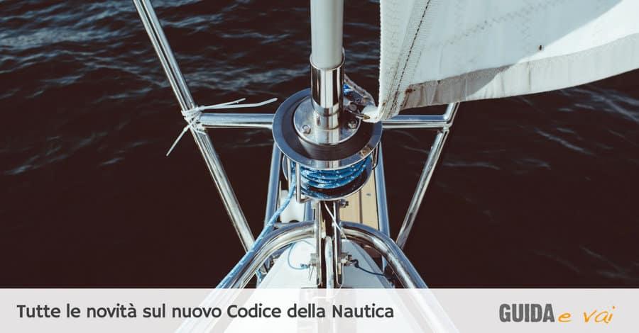 Novità 2017 Codice della Nautica