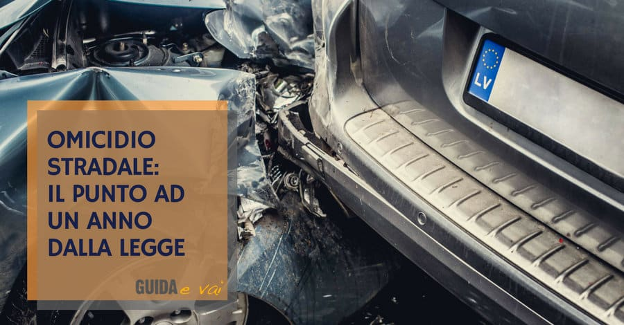 Omicidio stradale: in corsa verso la sicurezza al volante!