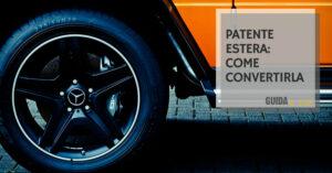 Guidare all'interno della UE: cosa c'è da sapere sulla conversione o la conservazione di patenti di guida