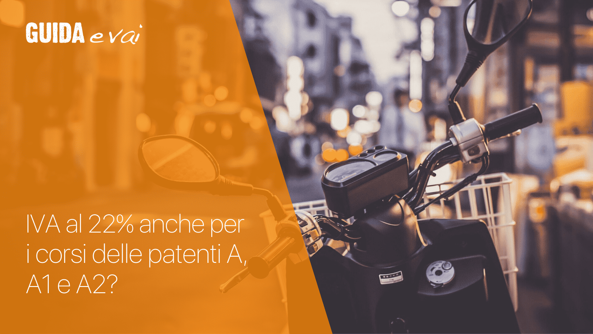 Pagamento IVA anche sulle patenti moto?