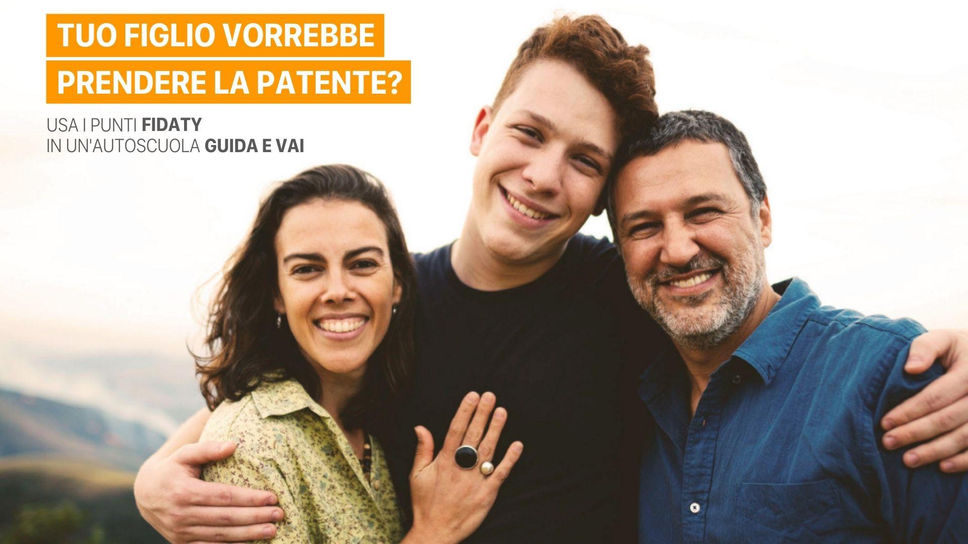 patente punti Fìdaty collaborazione Guida e Vai Esselunga